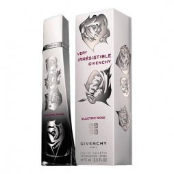 Very Irresistible Electric Rose Givenchy / Живанши Вери Ирресистбл Электрик Роуз. Туалетная вода (eau de toilette - edt)