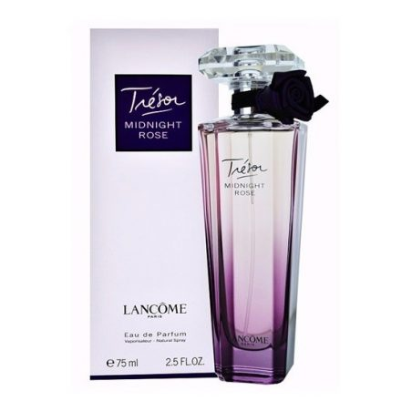 Lancome Tresor Midnight Rose / Ланком Сокровище Полуночная Роза. Парфюмерная вода (eau de parfum - edp) и туалетные духи (parfum de toilette) женские