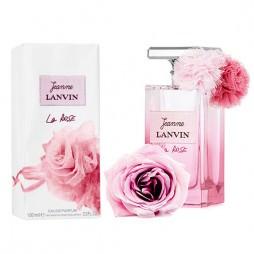 Lanvin Jeanne La Rose / Ланвин Джанне Ла Роуз. Парфюмерная вода (eau de parfum - edp) и туалетные духи (parfum de toilette) женские