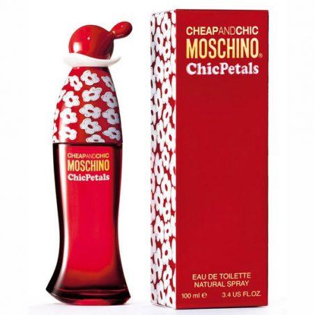 Moschino Cheap and Chic Chic Petals / Мосчино Чип Энд Чик Чик Петалс. Туалетная вода (eau de toilette - edt) женская