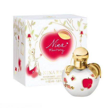 Nina Ricci Nina Fantasy / Нина Ричи Фантазия. Туалетная вода (eau de toilette - edt) женская