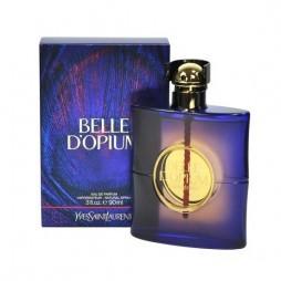 Yves Saint Laurent Belle Opium. Парфюмерная вода (eau de parfum - edp) и туалетные духи (parfum de toilette) женские