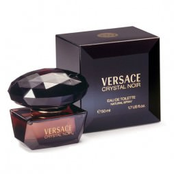 Versace Crystal Noir / Версачи Кристалл Ноир. Туалетная вода (eau de toilette - edt) женская