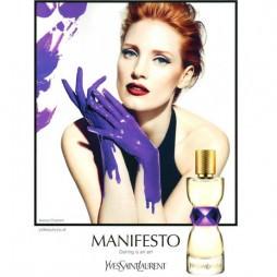 YSL Manifesto / Ив Сев-Лоран Манифест. Туалетная вода (eau de toilette - edt) женская