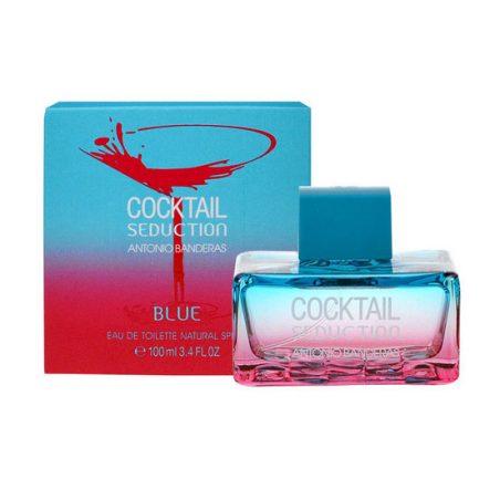Antonio Banderas Cocktail Seduction in Blue Woman eau de toilette - edt женские