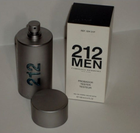 212 каролина херрера мужские духи