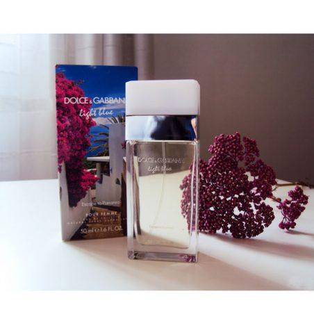 D & G Light Blue Escape To Panarea. Парфюмерная вода (eau de parfum - edp) и туалетные духи (parfum de toilette) женские