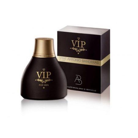 Spirit VIP Antonio Banderas / Антонио Бандерос Спирит ВИП фо Мэн. Туалетная вода (eau de toilette - edt) мужская