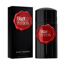 Black XS Potion Man Paco Rabanne для мужчин. (Пако Раббан Блэк Икс Эс для него). Туалетная вода (eau de toilette - edt) мужская / Одеколон (eau de cologne - edc)