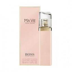 Hugo Boss Ma Vie Pour Femme. Парфюмерная вода (eau de parfum - edp) и туалетные духи (parfum de toilette) женские