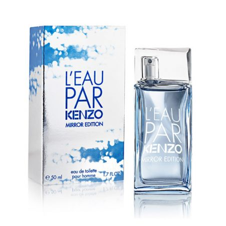Kenzo LEau par Kenzo Mirror Edition Pour Homme Man (Леу Пар Кензо Миррор Эдишен Пу Хом). Туалетная вода (eau de toilette - edt) мужская