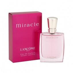 Miracle Lancome. Парфюмерная вода (eau de parfum - edp) и туалетные духи (parfum de toilette) женские