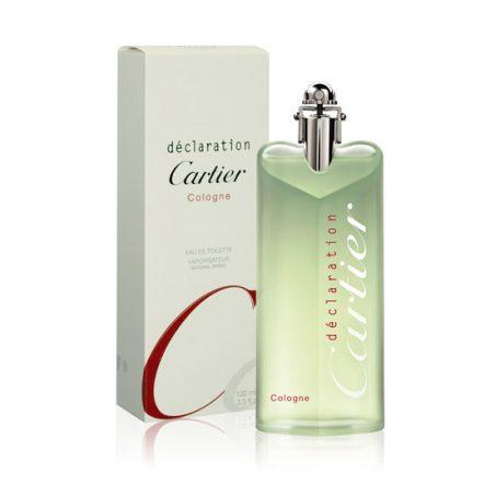 Cartier Declaration Cologne Man (Картьер Декларейшен Колонья). Туалетная вода (eau de toilette - edt) мужская