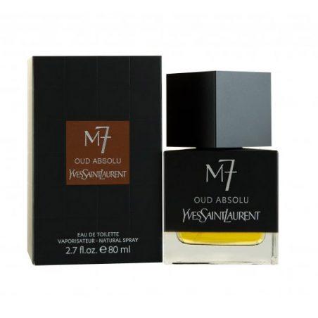 Yves Saint Laurent M7 oud Absolu (Ив Сев Лоран М7 Фреш Уд Абсолю). Туалетная вода (eau de toilette - edt) мужская