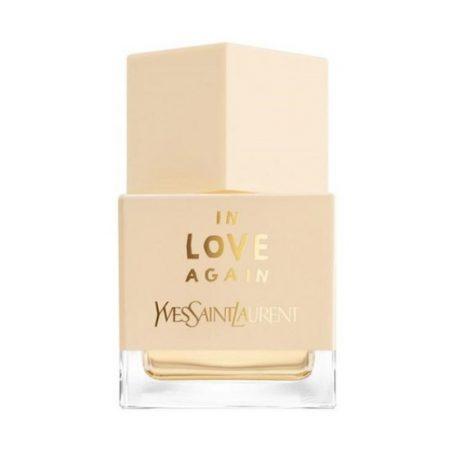 Yves Saint Laurent In Love Again (Ив Сев Лоран Влюблена снова). Туалетная вода (eau de toilette - edt) женская
