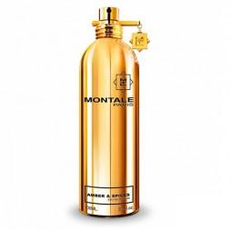 Amber & Spices Montale (Монталь Амбре и Специи). Парфюмерная вода (eau de parfum - edp) и туалетные духи (parfum de toilette) unisex