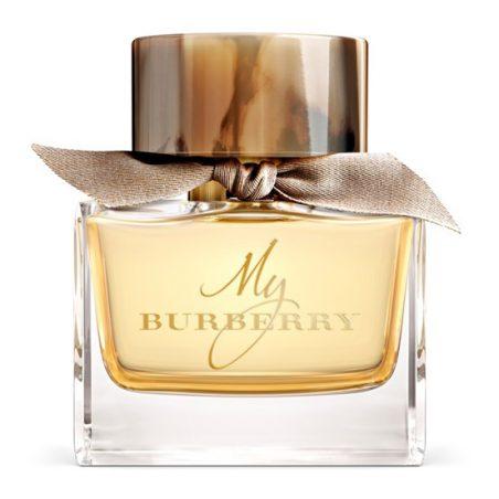 Burberry My Burberry. Парфюмерная вода (eau de parfum - edp) и туалетные духи (parfum de toilette)