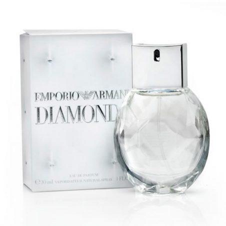 Emporio Armani Diamonds Giorgio Armani. Туалетная вода (eau de toilette - edt) женская / Духи (parfum) для женщин
