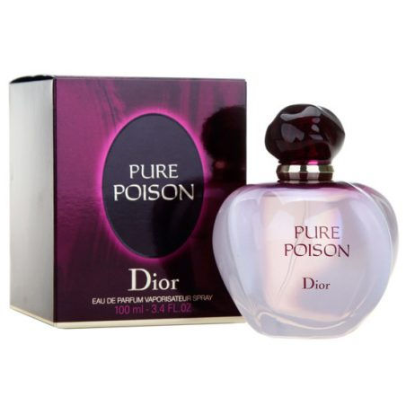 Pure Poison Christian Dior / Кристиан Диор Пур Пойзон. Парфюмерная вода (eau de parfum - edp) и туалетные духи (parfum de toilette) женские