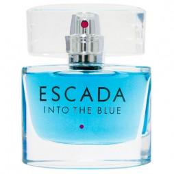 Escada Into The Blue. Парфюмерная вода (eau de parfum - edp) и туалетные духи (parfum de toilette) женские