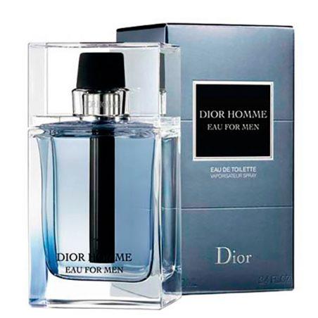 Christian Dior Dior Homme Eau for Men / Крестьян Диор Омм Еау Фо Мен. Туалетная вода (eau de toilette - edt) мужская