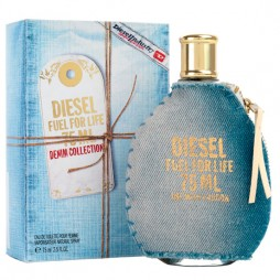 Diesel Fuel For Life Denim Collection Femme. Туалетная вода (eau de toilette - edt)