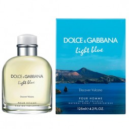 Dolce and Gabbana Light Blue Discover Vulcano. Туалетная вода (eau de toilette - edt) мужская