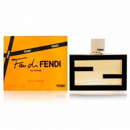 Fendi Fan di Fendi Extreme. Парфюмерная вода (eau de parfum - edp) и туалетные духи (parfum de toilette) женские