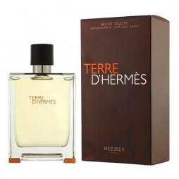 Hermes Terre D'Hermes. Одеколон (eau de cologne - edc) и Парфюмерная вода (eau de parfum - edp) и туалетные духи (parfum de toilette) мужские