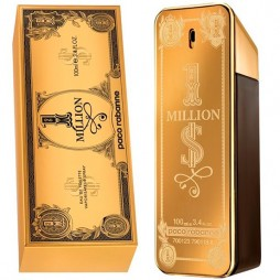 Paco Rabanne 1 Million Dollar / Пако Рабанн 1 миллион долларов. Туалетная вода (eau de toilette - edt) мужская