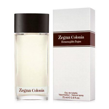 Zegna Colonia Ermenegildo Zegna. Одеколон (eau de cologne - edc) / Парфюмерная вода (eau de parfum - edp) и туалетные духи (parfum de toilette) мужские