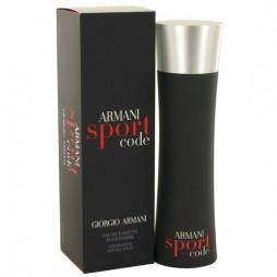 Armani Code Sport Giorgio Armani. Туалетная вода (eau de toilette - edt) мужская / Одеколон (eau de cologne - edc)