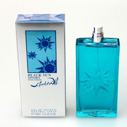 Salvador Dali Black Sun Sport. Парфюмерная вода (eau de parfum - edp) и туалетные духи (parfum de toilette) мужские