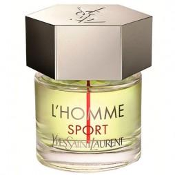 Yves Saint Laurent L Homme Sport / Ив Сен Лоран Л Оме Спорт. Парфюмерная вода (eau de parfum - edp) и туалетные духи (parfum de toilette) мужские