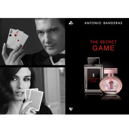 Her Secret Game Antonio Banderas