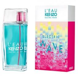 Kenzo L`Eau par Kenzo Electric Wave pour Femme