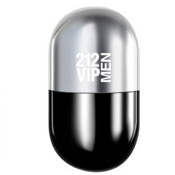 Carolina Herrera 212 Vip Men New York Pills