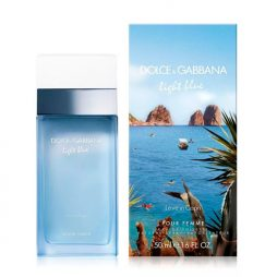 Dolce and Gabbana Light Blue Love in Capri