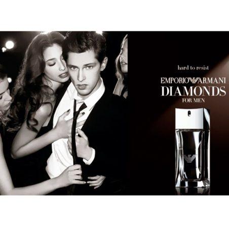 Emporio Armani Diamonds for Men Giorgio Armani