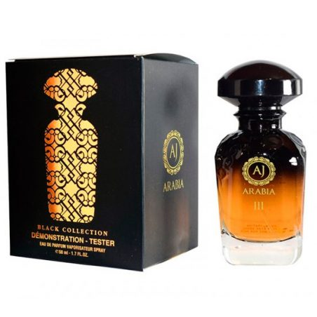 Aj Arabia Black Collection III