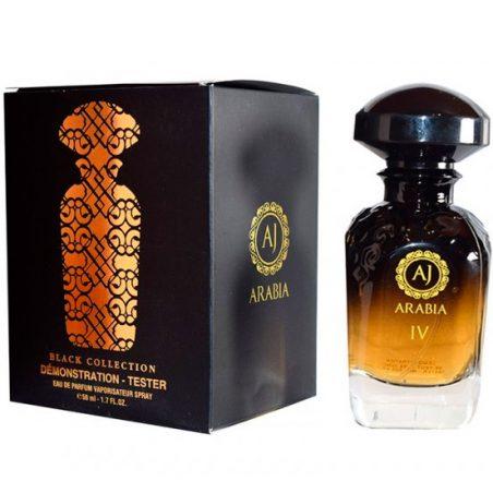 Aj Arabia Black Collection IV