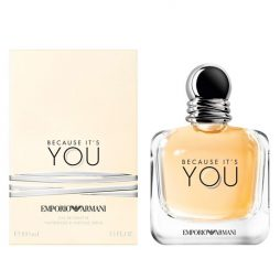 Giorgio Armani Emporio Armani Because Its You