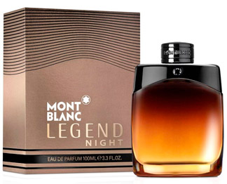 Legend Night Montblanc