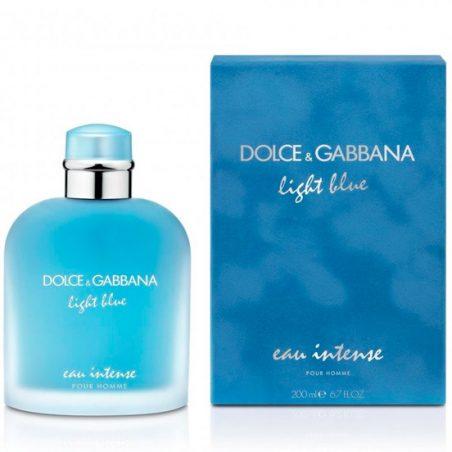 light blue eau intense pour homme dolce gabbana