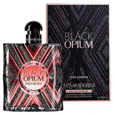 Yves Saint Laurent Black Opium Pure Illusion